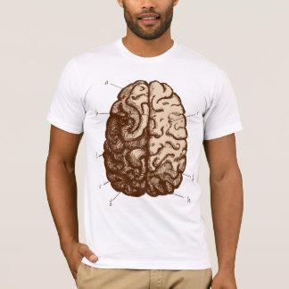 T-shirt Cerveau, moelles, hannibal !