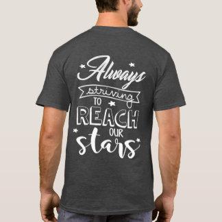 T-shirt CES Astros tient le premier rôle l'esprit pour