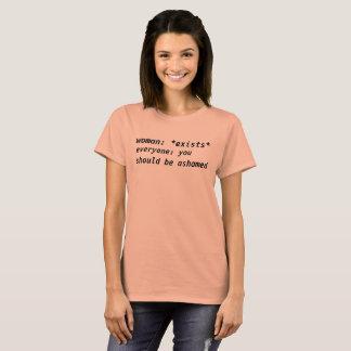 T-shirt cessez de faire cela ! !