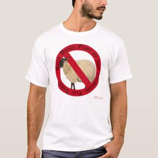 T-shirt Cessez de faire partie du problème, vous des
