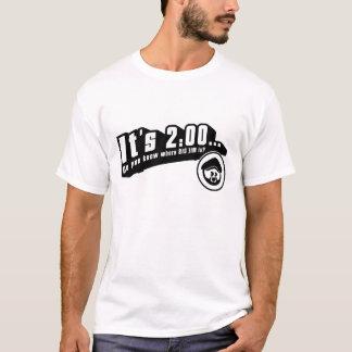 T-shirt C'est 2h00… Savez-vous où grand JIM est ?