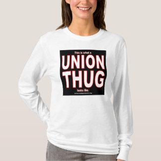 T-shirt C'est à quel VOYOU des SYNDICATS ressemble