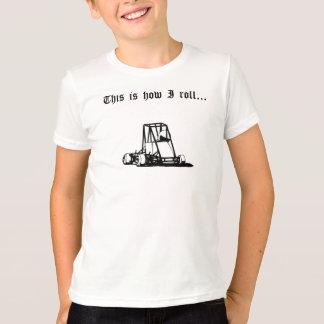 T-shirt C'est comment je roule…
