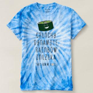 T-shirt C'est comment nous roulons. Inuzuka