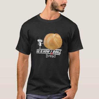 T-shirt C'est comment petit pain d'I