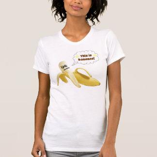 T-shirt C'est des bananes !