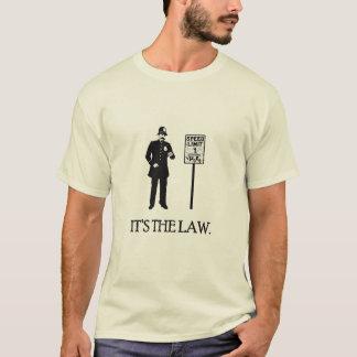 T-shirt C'est la loi