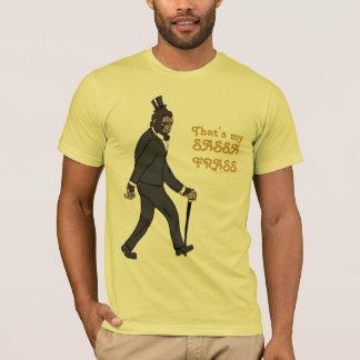 T-shirt c'est mes sassafrass