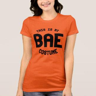 T-shirt C'est mon costume de BAE -