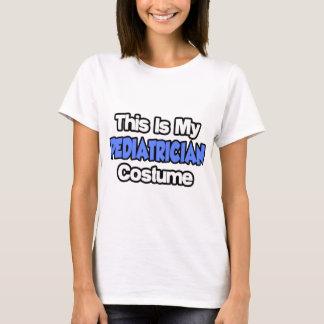 T-shirt C'est mon costume de pédiatre