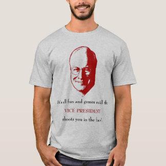 T-shirt C'est tous les amusement et jeux jusqu'au