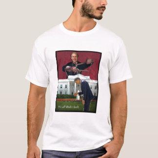 T-shirt C'est tout le défaut de Bush
