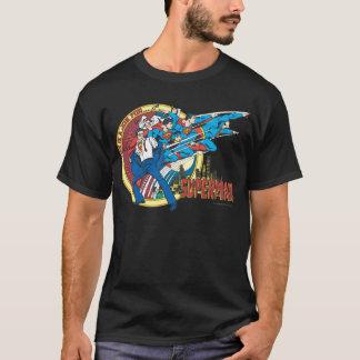 T-shirt C'est un for�Superman du travail
