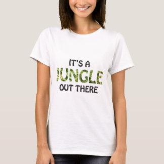 T-shirt C'est UNE JUNGLE LÀ