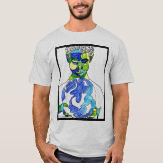 T-shirt C'est votre pièce en t de bébé du monde