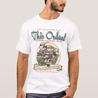 T-shirt Cette chemise de mutilation d'épreuve