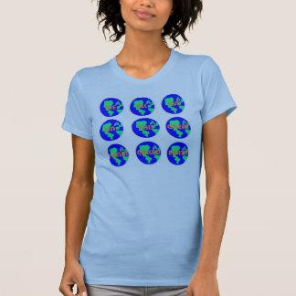 T-shirt Cette grande planète