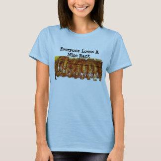 T-shirt Chacun aime un support intéressant