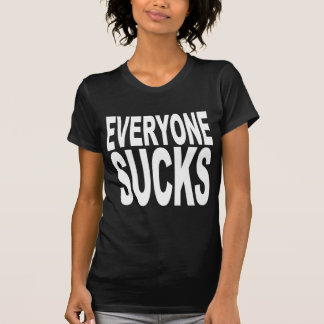 T-shirt Chacun suce