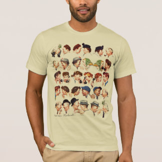 T-shirt Chaîne de bavardage