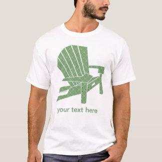 T-shirt Chaise d'Adirondack