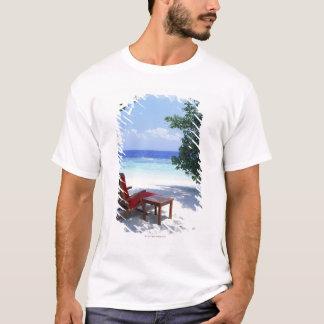 T-shirt Chaise de plage