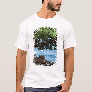 T-shirt Chaise de plage 2