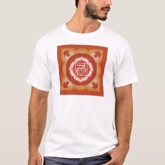 "T-shirt Chakra 1 - ęr Chakra ""racine"" Muladhar"