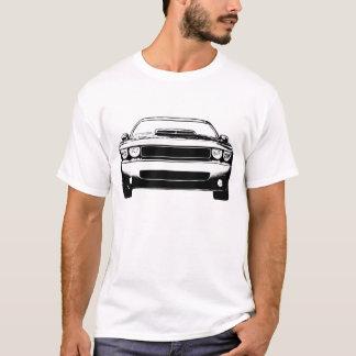 T-shirt Challengeur de Dodge