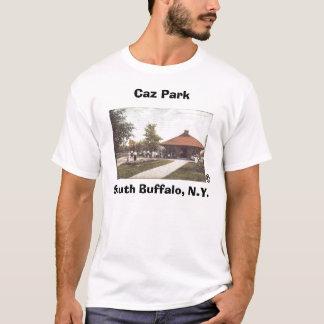 T-shirt Chambre 1905 d'abri de parc de Caz