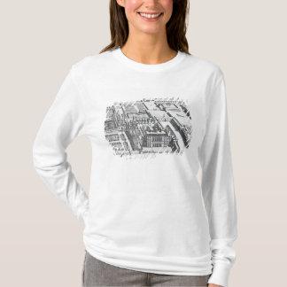 T-shirt Chambre de badminton sur le comté de Gloucester
