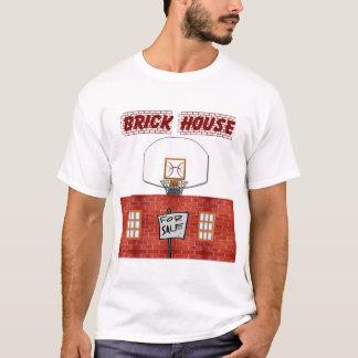 T-shirt Chambre de brique