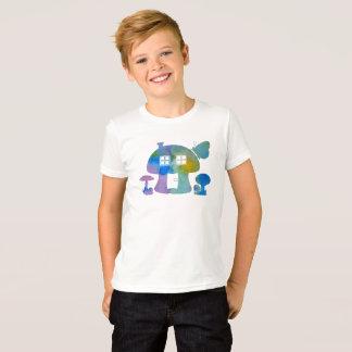 T-shirt Chambre de champignon
