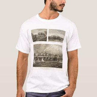 T-shirt Chambre de Gregory, Doane, résidences de Thompson