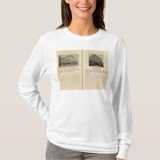 T-shirt Chambre de Morgan, le garage de Van, Poughkeepsie
