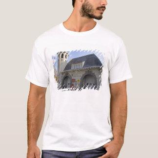 T-shirt Chambre de moteur du numéro 19 à Washington, C.C