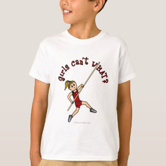 T-shirt Chambre forte de Polonais - rouge (lumière)