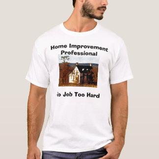 T-shirt Chambre hantée