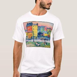 T-shirt Chambres à Munich, 1908
