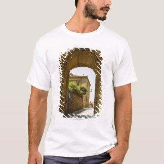 T-shirt Chambres vues par une arcade, Porta Franca,