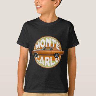 T-shirt chameau 1970 de cuivre de Monte Carlo