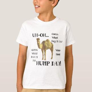 T-shirt Chameau de journée en milieu de semaine