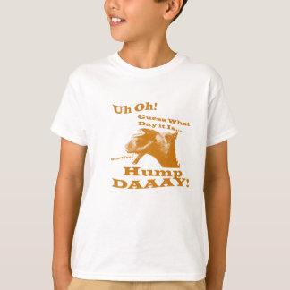 T-shirt Chameau de journée en milieu de semaine !