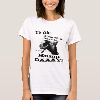 T-shirt Chameau de journée en milieu de semaine dans le