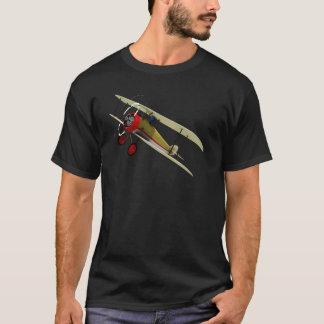 T-shirt Chameau et pilote de Sopwith
