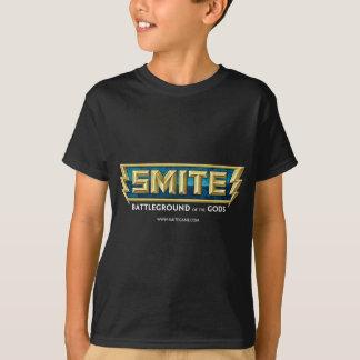 T-shirt Champ de bataille de logo de COUP VIOLENT des