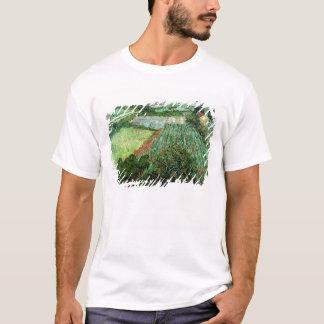 T-shirt Champ de Vincent van Gogh | avec des pavots, 1889