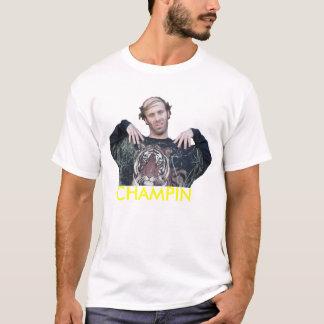T-shirt Champin T
