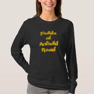T-shirt Champs de la route d'Anfield, LFC
