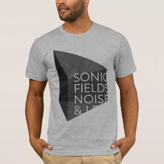 T-shirt Champs soniques